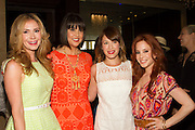 Ashley Jones, Trina Turk, Marla Sokoloff, Amy Davidson