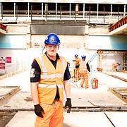 Colemans Demolition at Birmingham New Street station. Gateway Project