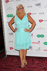 Specsavers Awards.<br /> Vanessa Feltz attends the Specsavers Awards, held at the Royal Opera House, Covent garden, London, United Kingdom. Tuesday, 10th September 2013. Picture by Chris Joseph / i-Images