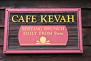 Cafe Kevah at Nepenthe, Big Sur, California