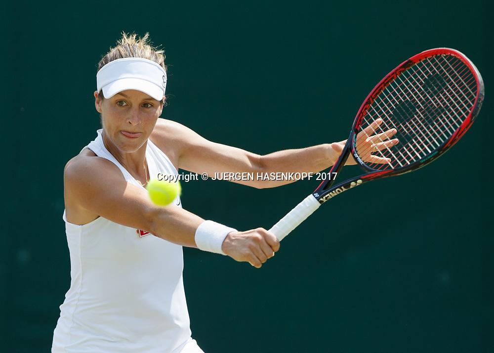 TATJANA MARIA (GER)<br /> <br /> Tennis - Wimbledon 2016 - Grand Slam ITF / ATP / WTA -  AELTC - London -  - Great Britain  - 6 July 2017.
