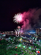 Darwin Waterfront NYE 2014. Photo Shane Eecen