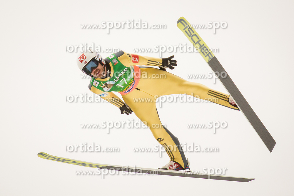 Andreas Stjernen (NOR) during Ski Flying Hill Men's Individual Competition at Day 4 of FIS Ski Jumping World Cup Final 2017, on March 26, 2017 in Planica, Slovenia.Photo by Ziga Zupan / Sportida