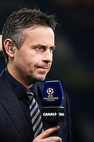 Olivier TALLARON - 11.03.2015 - Chelsea / Paris Saint Germain - 1/8Finale Champions League<br />Photo : Johnny Fidelin / Icon Sport