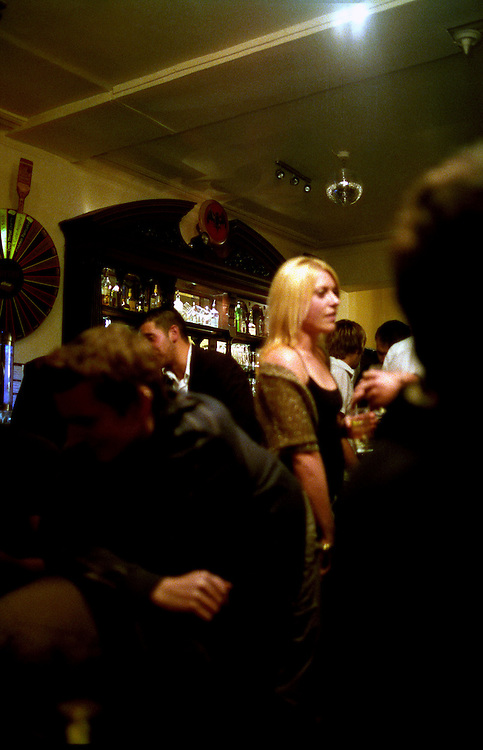 In a Clerkenwell pub, London, 2005