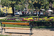Eastern Europe, Hungary, Budapest, city park