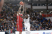 Vladimir Micov<br /> A   X Armani Exchange Milano - Leonessa Germani Brescia<br /> LBA Lega Basket Serie A<br /> Zurich Connect Supercoppa 2018<br /> Brescia, 29/09/2018<br /> Foto MarcoBrondi / Ciamillo-Castoria
