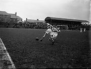09/05/1954/<br /> 05/09/1954<br /> 09 March 1954<br /> soccer: FAI Junior Cup Final, Glasheen v Homefarm at Dalymount Park, Dublin.