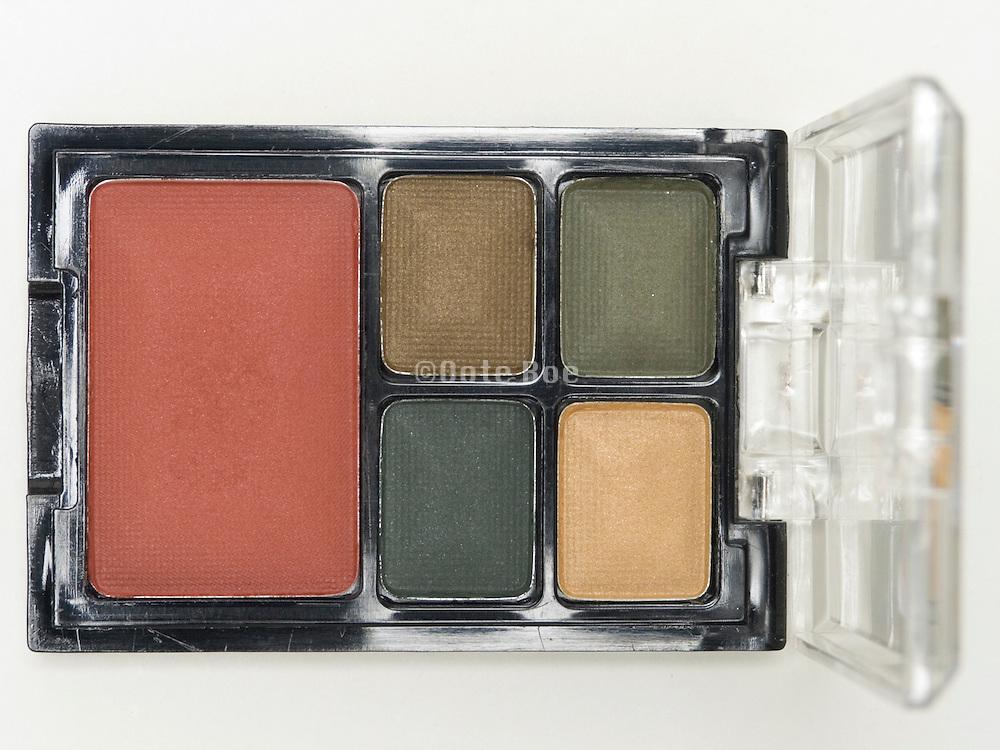 close up of mascara box