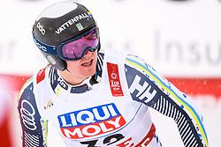 February 9, 2019 - Re, SWEDEN - 190209 Felix MonsŽn of Sweden competing in men's downhill during the FIS Alpine World Ski Championships on February 9, 2019 in re..Photo: Joel Marklund / BILDBYRN / kod JM / 87853 (Credit Image: © Joel Marklund/Bildbyran via ZUMA Press)