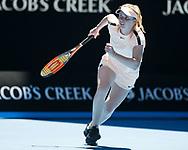 ELINA SVITOLINA (UKR)<br /> <br /> Tennis - Australian Open 2018 - Grand Slam / ATP / WTA -  Melbourne  Park - Melbourne - Victoria - Australia  - 23 January 2018.