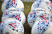 Mitre delta EFL SKY BET match ball during the EFL Sky Bet Championship match between Reading and Leeds United at the Madejski Stadium, Reading, England on 10 March 2018. Picture by Adam Rivers.