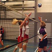 Volleybal Volleybal Gemeni S - Wilhelmina D2