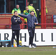 Dundee manager Paul Hartley - Dundee v Partick Thistle, SPFL Premiership at Dens Park<br /> <br />  - &copy; David Young - www.davidyoungphoto.co.uk - email: davidyoungphoto@gmail.com