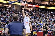 DESCRIZIONE : Berlino Berlin Eurobasket 2015 Group B Germany Germania - Italia Italy<br /> GIOCATORE : Andrea Bargnani<br /> CATEGORIA : Schiacciata<br /> SQUADRA : Italia Italy<br /> EVENTO : Eurobasket 2015 Group B<br /> GARA : Germany Italy - Germania Italia<br /> DATA : 09/09/2015<br /> SPORT : Pallacanestro<br /> AUTORE : Agenzia Ciamillo-Castoria/M.Longo