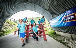 Oviratlon Obstacle Challenge Pokljuka 2018, on July 7, 2018 in Rudno polje, Pokljuka, Slovenia. Photo by Vid Ponikvar / Sportida