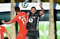 Fotball , 10. mars 2019 , Privatkamp , Brann - Rosenborg<br /> Nicklas Bendtner , RBK