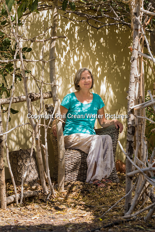 Margaret Kennedy Tully, ex pat British author living in Tenerife, Canary Islands, Spain..<br />