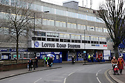 Loftus Road during the EFL Sky Bet Championship match between Queens Park Rangers and Burton Albion at the Loftus Road Stadium, London, England on 28 January 2017. Photo by Matthew Redman.
