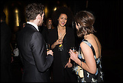 Party to celebrate Vanity Fair's very British Hollywood issue. Hosted by Vanity Fair and Working Title. Beaufort Bar, Savoy Hotel. London. 6 Feb 2015