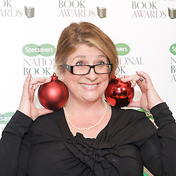 Caroline Quentin during the Specsavers National Book Awards 2012, Central London, Great Britain, December 4, 2012. Photo by Elliott Franks / i-Images.