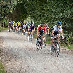 06-09-2020: Wielrennen: Omloop Valkenswaard: Valkenswaard<br />Nationaal kampioen beloften Stijn Daemen