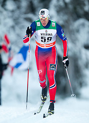 30.11.2014, Nordic Arena, Ruka, FIN, FIS Weltcup Langlauf, Kuusamo, 15 km Herren, im Bild Ola Vigen Hattestad (NOR) // Ola Vigen Hattestad of Norway during Mens 15 km Cross Country Race of FIS Nordic Combined World Cup at the Nordic Arena in Ruka, Finland on 2014/11/30. EXPA Pictures © 2014, PhotoCredit: EXPA/ JFK