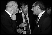 LORD CHRIS SMITH; JOHN WHITTINGDALE; STEPHEN DEUCHAR, The £100,000 Art Fund Prize for the Museum of the Year,   Tate Modern, London. 1 July 2015