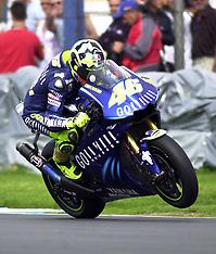 MOTO GP's 2004