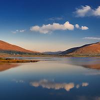 Knock na d'tobar Cahersiveen County Kerry Ireland, Reflexion / ch181