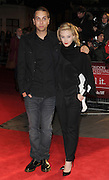 13.OCTOBER.2012. LONDON<br /> <br /> BRANDON CRONENBERG AND SARAH GADON ATTEND THE PREMIERE OF 'ANTIVIRAL' DURING THE 56TH BFI LONDON FILM FESTIVAL AT THE ODEON CINEMA, LEICESTER SQUARE.<br /> <br /> BYLINE: EDBIMAGEARCHIVE.CO.UK<br /> <br /> *THIS IMAGE IS STRICTLY FOR UK NEWSPAPERS AND MAGAZINES ONLY*<br /> *FOR WORLD WIDE SALES AND WEB USE PLEASE CONTACT EDBIMAGEARCHIVE - 0208 954 5968*