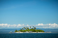 Philippines, Bohol. Island hopping is one of the tourist attractions while staying in Bohol island.