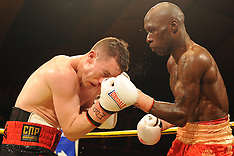 05.05.12 KINGS HALL, BELFAST, PRIZEFIGHTER PLUS MCCLOSKEY V CORLEY, MATCHROOM/PRIZEFIGHTER