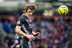 Caglar Soyuncu of Leicester City - Mandatory by-line: Robbie Stephenson/JMP - 19/01/2020 - FOOTBALL - Turf Moor - Burnley, England - Burnley v Leicester City - Premier League