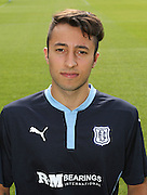Dylan Carreiro - Dundee FC Development squad <br /> <br />  - &copy; David Young - www.davidyoungphoto.co.uk - email: davidyoungphoto@gmail.com