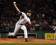 New York Yankees Mariano Rivera, 2004 Boston Red Sox, make a run at history getting through a tough fight with the New York Yankees and then eventually sweeping the St. Louis Cardinals for the World Series title.