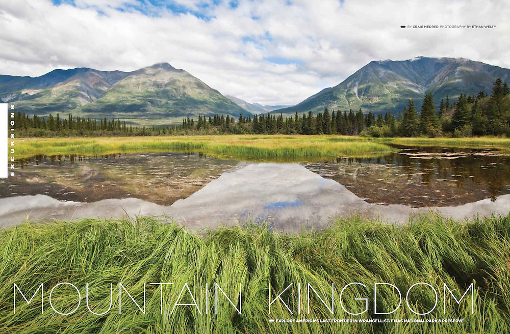 National Parks: Mountain Kingdom (January 2011)