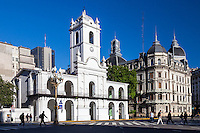CABILDO, PLAZA 25 DE MAYO, CIUDAD DE BUENOS AIRES, ARGENTINA (PHOTO © MARCO GUOLI - ALL RIGHTS RESERVED)
