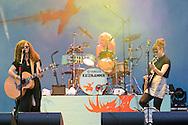Katzenjammer beim Open Flair 2015 in Open Flair Festival Eschwege am 08.August 2015. Foto: Rüdiger Knuth