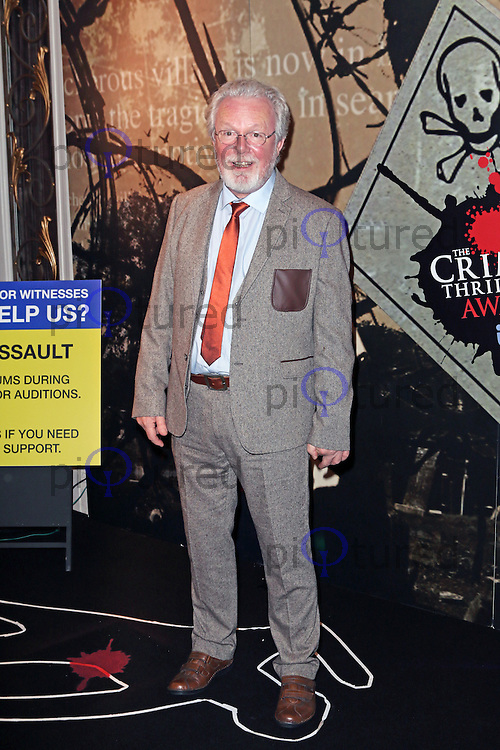 Peter May, Specsavers Crime Thriller Awards, Grosvenor House Hotel, London UK, 24 October 2014, Photo by Richard Goldschmidt