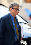 DEN HAAG - Bill gates in den haag copyright robin utrecht