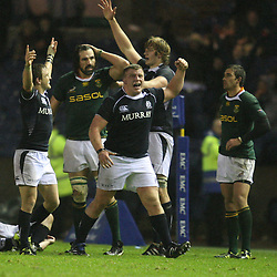20,11,2010 Scotland and South Africa