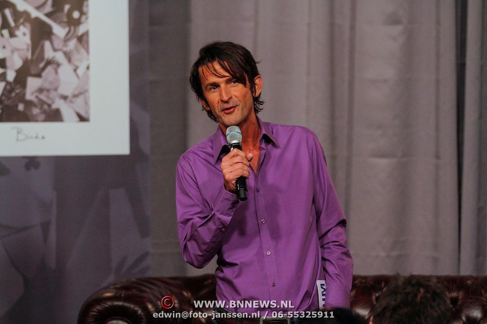 NLD/Hilversum/20130311 - Persconferentie Anouk deelname Songfestival 2013, Cornald Maas