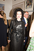 BIANCA JAGGER, Royal Academy of arts summer exhibition summer party. Piccadilly. London. 4 June 2019