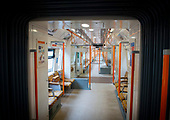 Empty Trains 17th March 2020