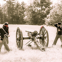 Reenactment at the Hillsborough Living History Event All Content is Copyright of Kathie Fife Photography. Downloading, copying and using images without permission is a violation of Copyright.