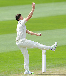 New Zealand's Ben Wheeler Photo mandatory by-line: Harry Trump/JMP - Mobile: 07966 386802 - 09/05/15 - SPORT - CRICKET - Somerset v New Zealand - Day 2- The County Ground, Taunton, England.