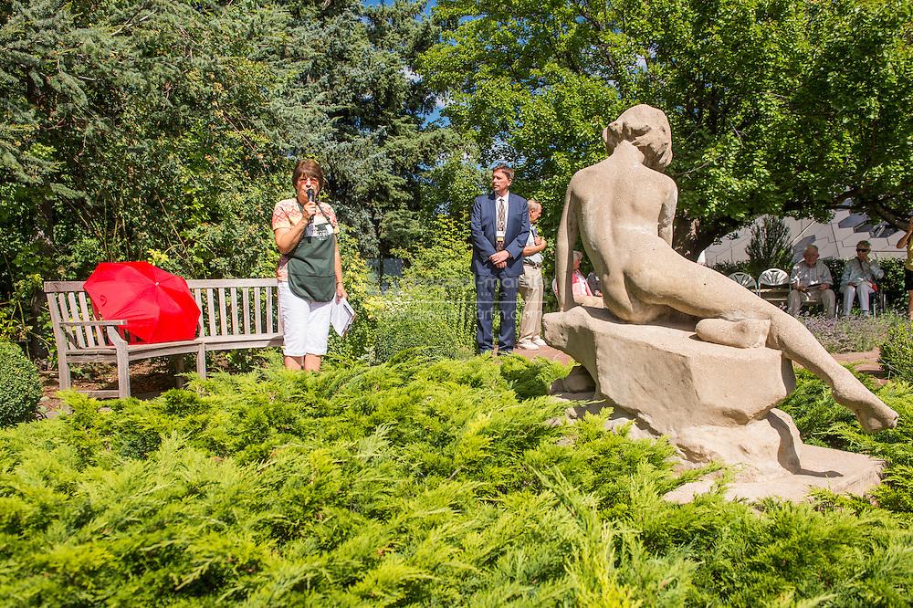 herb garden 50th anniversary