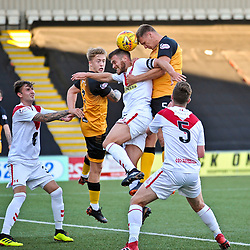 Airdrieonians v Annan Athletic, Betfred Cup, 24 July 2018