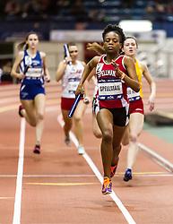 The 108th Millrose Games Track & Field: John P. Prendergast CHSAA Girls' Sprint Medley Relay
